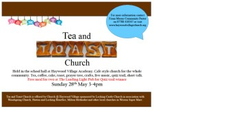 May flyer